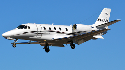N487JA - Cessna 560XL Citation XLS Plus - Private