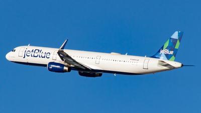 A picture of N984JB - Airbus A321231 - JetBlue Airways - © Devon McCune