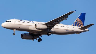 A picture of N411UA - Airbus A320232 - United Airlines - © Martin Pinnau