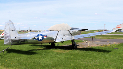 C-GREM - North American L-17 Navion - Private