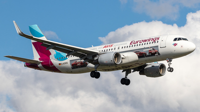 A picture of DAEWS - Airbus A320214 - Eurowings - © Boscgnspotter