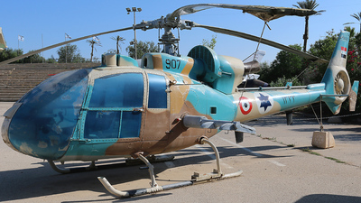 907 - Aérospatiale SA 342L Gazelle - Israel - Air Force