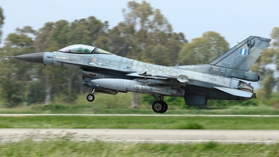 069 - General Dynamics F-16C Fighting Falcon - Greece - Air Force