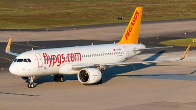 TC-NBI - Airbus A320-251N - Pegasus Airlines