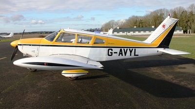 A picture of GAVYL - Piper PA28180 - [284622] - © Ian Johnson