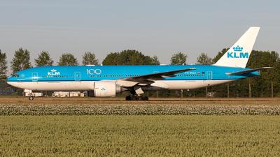 PH-BQA - Boeing 777-206(ER) - KLM Royal Dutch Airlines