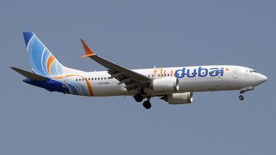 A6-FMB - Boeing 737-8 MAX - flydubai