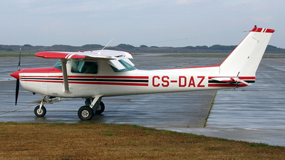 CS-DAZ - Cessna 152 - Aero Club Aveiro