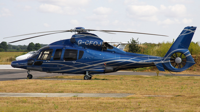G-CFOJ - Eurocopter EC 155B1 Dauphin - Private