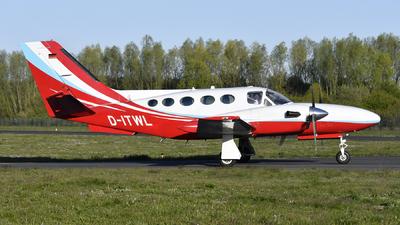 D-ITWL - Cessna 425 Conquest I - Private