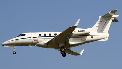 D-CHIC - Embraer EMB-500 Legacy - Vibro Air Flugservice