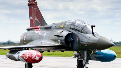 624 - Dassault Mirage 2000D - France - Air Force