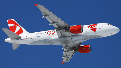 OK-NEO - Airbus A319-112 - CSA Czech Airlines