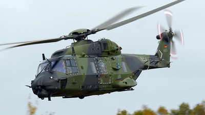 78-18 - NH Industries NH-90TTH - Germany - Army