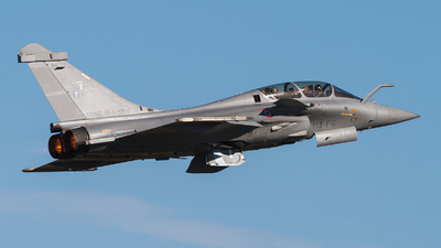 340 - Dassault Rafale B - France - Air Force