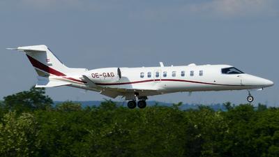 OE-GAG - Bombardier Learjet 75 - International Jet Management