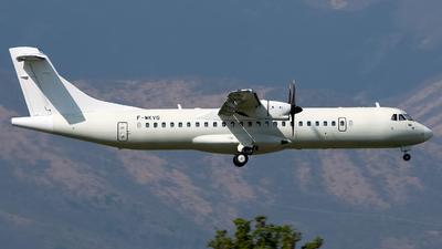 F-WKVG - ATR 72-212A(600) - ATR