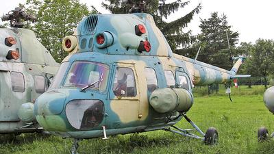 0216 - PZL-Swidnik Mi-2 Hoplite - Poland - Air Force