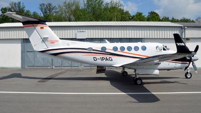 D-IPAG - Beechcraft B200GT King Air 250 - Private