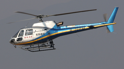 B-70PM - Eurocopter AS 350B2 SuperStar - Juxiang Aviation