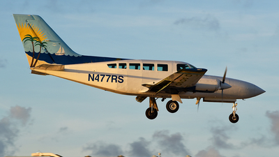 N477RS - Cessna 402C - Air Sunshine