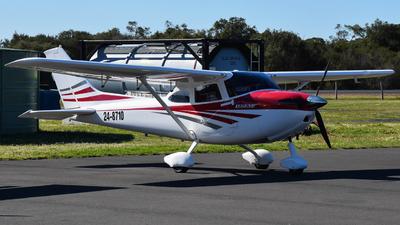 24-8710 - Aeropilot Legend 600 - Private