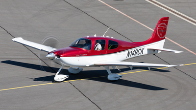 N149CK - Cirrus SR22-GTS Turbo - Private