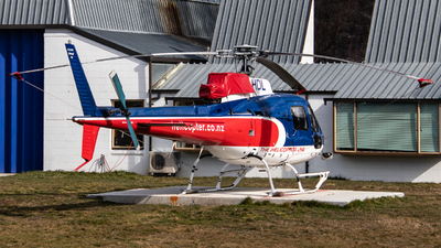A picture of ZKHDL - Eurocopter AS350 B2 - [2981] - © Reuben Morison