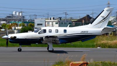 JA007Z - Socata TBM-700 - Private