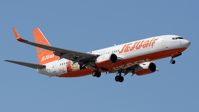 HL8051 - Boeing 737-8AS - Jeju Air