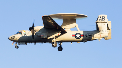 168276 - Grumman E-2D Advanced Hawkeye - United States - US Navy (USN)