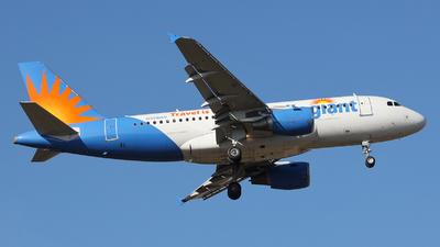 N326NV - Airbus A319-111 - Allegiant Air