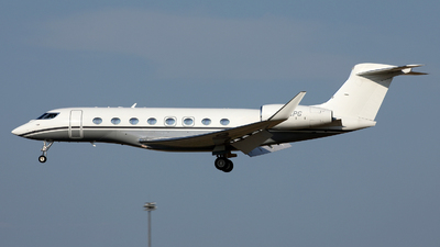 VP-CPG - Gulfstream G650 - Private