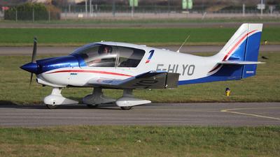 F-HLYO - Robin DR400/140B Dauphin - Ailes Lyonnaises