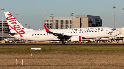A picture of VHYWA - Boeing 7378FE - Virgin Australia - © Nicholas Kimura