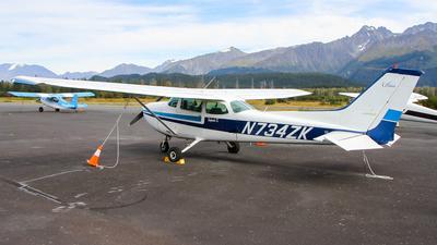 N734ZK - Cessna 172N Skyhawk II - Private