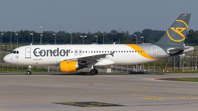 A picture of DAICE - Airbus A320212 - Condor - © Maximilian Haertl