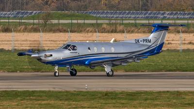 OK-PRM - Pilatus PC-12/47E - OK Aviation Group