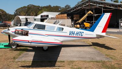A picture of VHHTC - Piper PA39 Twin Comanche CR - [39100] - © luke.priestley