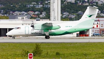 LN-WSA - Bombardier Dash 8-Q202 - Widerøe