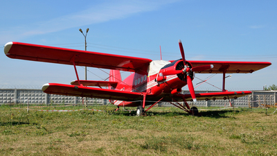 UR-ANC - Antonov An-2 - Private