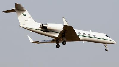 HZ-103 - Gulfstream G-IV - Saudi Arabia - Air Force