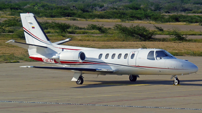 YV474T - Cessna 550 Citation II - Private