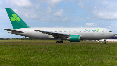 N234AX - Boeing 767-224(ER) - Aer Lingus (Omni Air International)