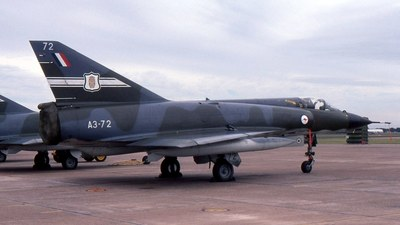 A3-72 - Dassault Mirage 3O - Australia - Royal Australian Air Force (RAAF)