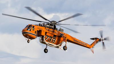 N247AC - Sikorsky S-64E Skycrane - Erickson Air-Crane