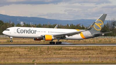 D-ABUH - Boeing 767-330(ER) - Condor