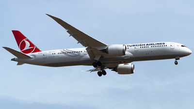 TC-LLM - Boeing 787-9 Dreamliner - Turkish Airlines
