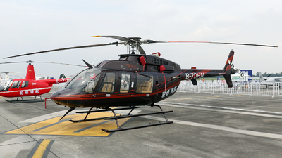 B-70HM - Bell 407GX - Sichuan Tuofeng General Avation Co.LTD