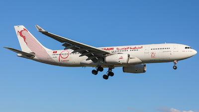 TS-IFN - Airbus A330-243 - Tunisair